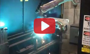 Shot Sleeve Robotic Manufacturing